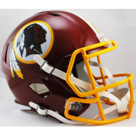 Washington Redskins Riddell Speed Replica Full Size Football Helmet