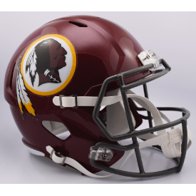 Washington Redskins Tribute 2016 Riddell Speed Replica Full Size Football Helmet