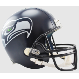 Seattle Seahawks Riddell VSR-4 Replica Full Size Football Helmet