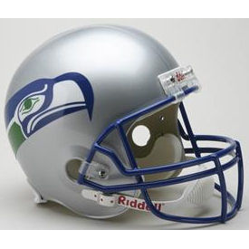 Seattle Seahawks Riddell VSR-4 Throwback 83-01 Replica Full Size Football Helmet