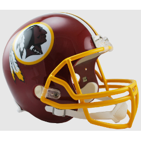 Washington Redskins Riddell VSR-4 Replica Full Size Football Helmet