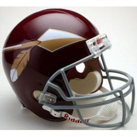 Washington Redskins Riddell VSR-4 Throwback 65-69 Replica Full Size Football Helmet