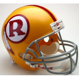 Washington Redskins Riddell VSR-4 Throwback 70-71 Replica Full Size Football Helmet
