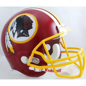 Washington Redskins Riddell VSR-4 Throwback 78-03 Replica Full Size Football Helmet