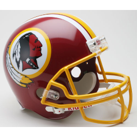 Washington Redskins Riddell VSR-4 Throwback 1982 Replica Full Size Football Helmet