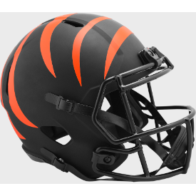 Cincinnati Bengals Riddell Speed ECLIPSE Replica Full Size Football Helmet