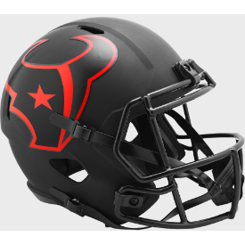 Houston Texans Riddell Speed ECLIPSE Authentic Full Size Football Helmet