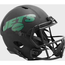 New York Jets Riddell Speed ECLIPSE Replica Full Size Football Helmet