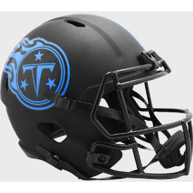Tennessee Titans Riddell Speed ECLIPSE Authentic Full Size Football Helmet