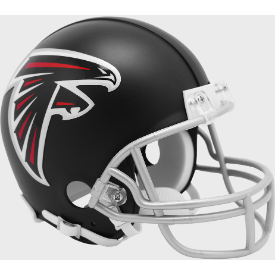 Atlanta Falcons Riddell VSR-4 Mini Football Helmet