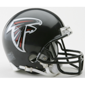 Atlanta Falcons Riddell VSR-4 Throwback 03-19 Mini Football Helmet