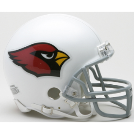 Arizona Cardinals Riddell VSR-4 Mini Football Helmet