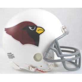 Arizona Cardinals Riddell VSR-4 Throwback 60-04 Mini Football Helmet