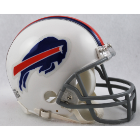 Buffalo Bills Riddell VSR-4 Mini Football Helmet