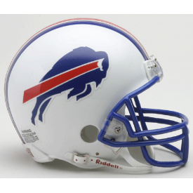 Buffalo Bills Riddell VSR-4 Throwback 76-83 Mini Football Helmet