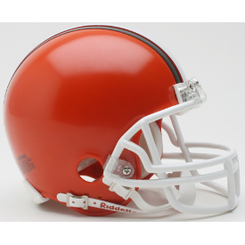 Cleveland Browns Riddell VSR-4 Throwback 75-05 Mini Football Helmet