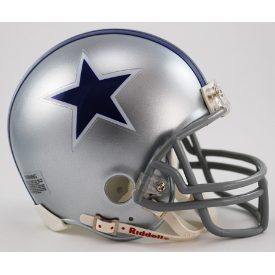 Dallas Cowboys Riddell VSR-4 Throwback 64-66 Mini Football Helmet