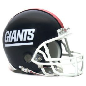 New York Giants Riddell VSR-4 Throwback 81-99 Mini Football Helmet