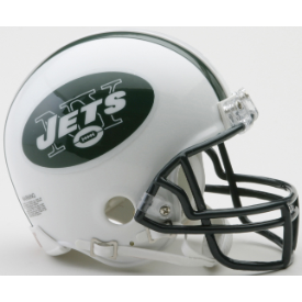 New York Jets Riddell VSR-4 Throwback 98-18 Mini Football Helmet