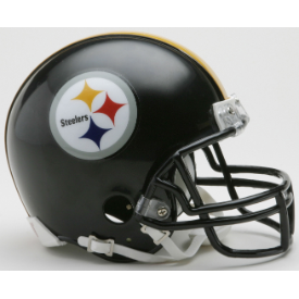 Pittsburgh Steelers Riddell VSR-4 Mini Football Helmet