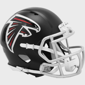 Atlanta Falcons Riddell Speed Mini Football Helmet ***New for 2020***