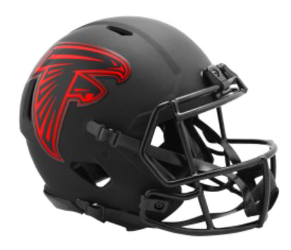 Atlanta Falcons Riddell Speed ECLIPSE Authentic Full Size Football Helmet