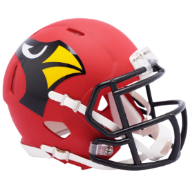 Arizona Cardinals Riddell Speed AMP Mini Football Helmet