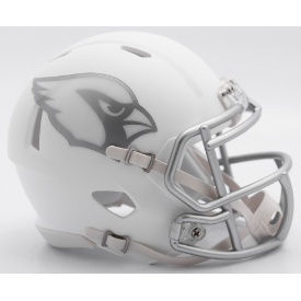 Arizona Cardinals ICE Riddell Speed Mini Football Helmet **DISCONTINUED**