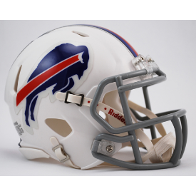 Buffalo Bills Riddell Speed Mini Football Helmet