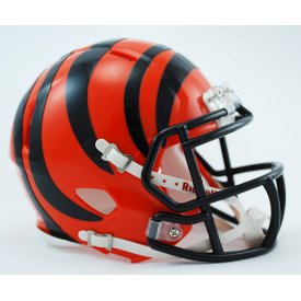 Cincinnati Bengals Riddell Speed Mini Football Helmet