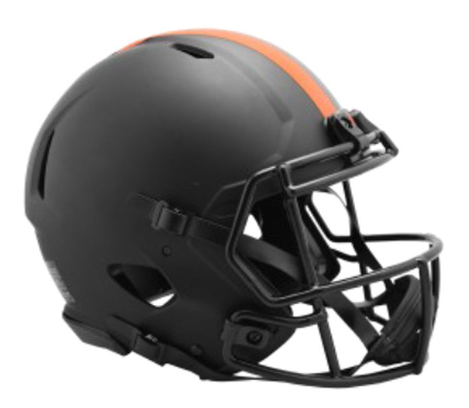Cleveland Browns Riddell Speed ECLIPSE Replica Full Size Football Helmet