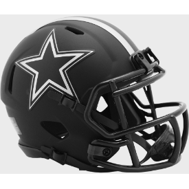 Dallas Cowboys Riddell Speed ECLIPSE Mini Football Helmet
