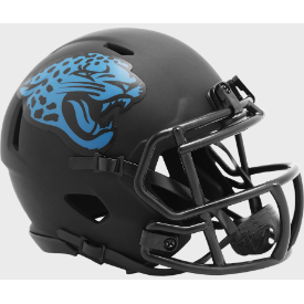 Jacksonville Jaguars Riddell Speed ECLIPSE Mini Football Helmet