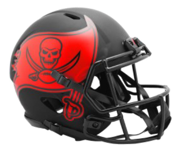 Tampa Bay Buccaneers Riddell Speed ECLIPSE Replica Full Size Football Helmet