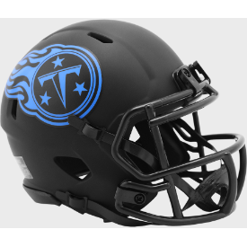 Tennessee Titans Riddell Speed ECLIPSE Mini Football Helmet