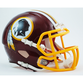 Washington Redskins Riddell Speed Mini Football Helmet