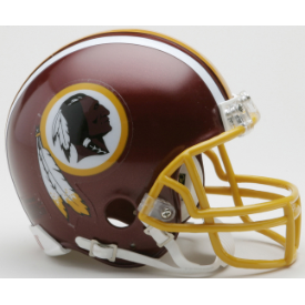 Washington Redskins Riddell VSR-4 Mini Football Helmet