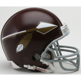 Washington Redskins Riddell VSR-4 Throwback 65-69 Mini Football Helmet
