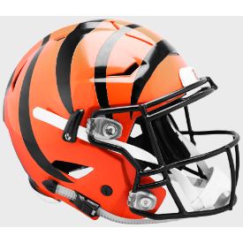 Cincinnati Bengals Riddell SpeedFlex Full Size Authentic Football Helmet