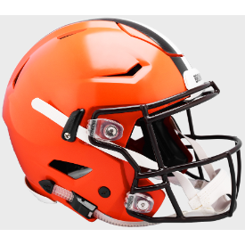 Cleveland Browns Riddell SpeedFlex Full Size Authentic Football Helmet