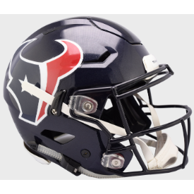 Houston Texans Riddell SpeedFlex Full Size Authentic Football Helmet