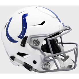 Indianapolis Colts Riddell SpeedFlex Full Size Authentic Football Helmet