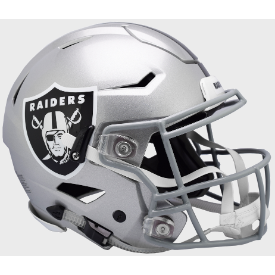 Las Vegas Raiders Riddell SpeedFlex Full Size Authentic Football Helmet