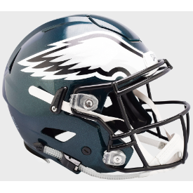 Philadelphia Eagles Riddell SpeedFlex Full Size Authentic Football Helmet