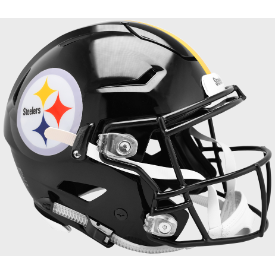 Pittsburgh Steelers Riddell SpeedFlex Full Size Authentic Football Helmet