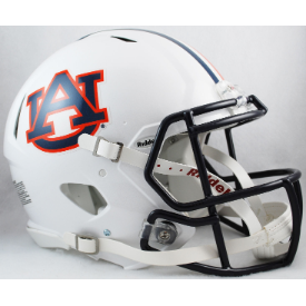 Auburn Tigers Riddell Speed Authentic Full Size Football Helmet