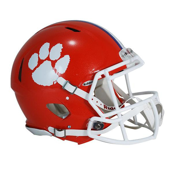 Clemson Tigers Riddell Speed Authentic Full Size Football Helmet