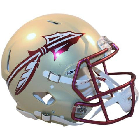 Florida State Seminoles New 2014 Riddell Speed Authentic Full Size Football Helmet