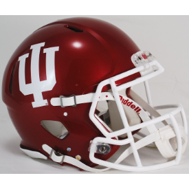 Indiana Hoosiers Riddell Speed Authentic Full Size Football Helmet