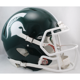 Michigan State Spartans Riddell Speed Authentic Full Size Football Helmet